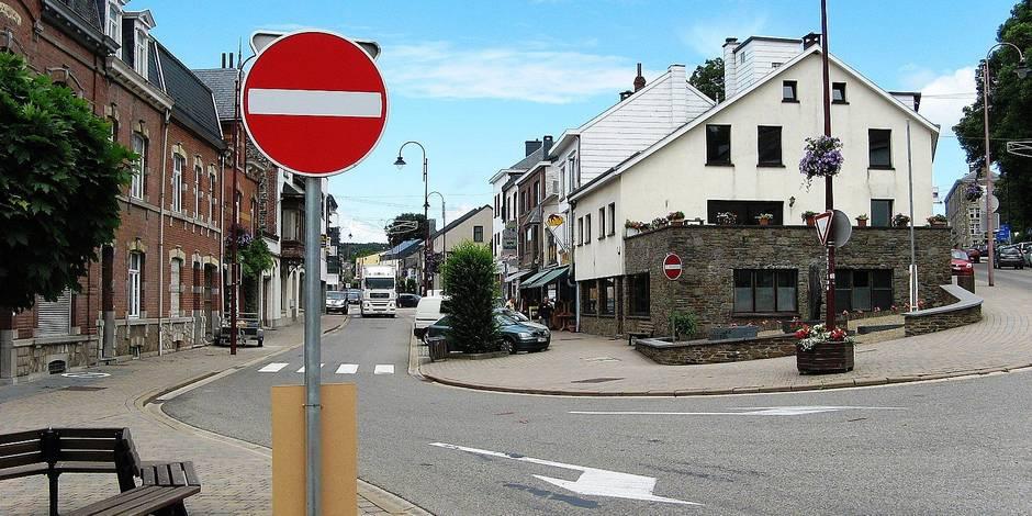 Vielsalm vol d une dizaine de plaques d immatriculation for Caa luxembourg