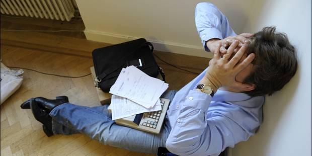 Absentéisme au travail: les seniors et les ouvriers wallons mauvais élèves - La DH