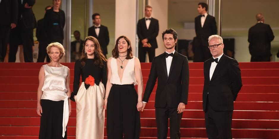 Anaïs Demoustier et Jérémie Elkaïm: quand Cannes fait mal - La DH