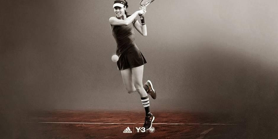 Les tenues sexy d'Ivanovic, Sharapova et Wozniacki pour Roland Garros...