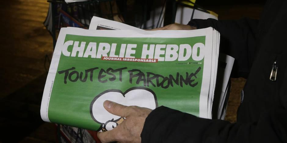 France: un lycéen menacé de mort après la publication d'un journal spécial Charlie