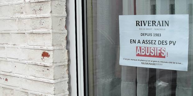 P-V abusifs : les riverains en colère - La DH