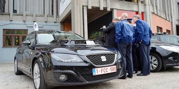 La police acquiert un second système ANPR - La DH