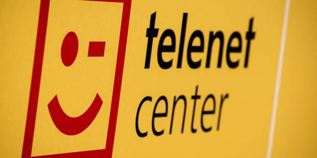 Telenet indemnise des clients pour des problèmes lors de La Gantoise-Standard - La DH
