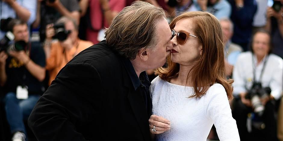 """Depardieu: """"C'est vulgaire mais c'est bien"""""""