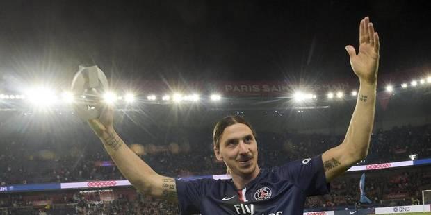 """Tout est pardonné: quand Zlatan crie """"Vive la France !"""" - La DH"""