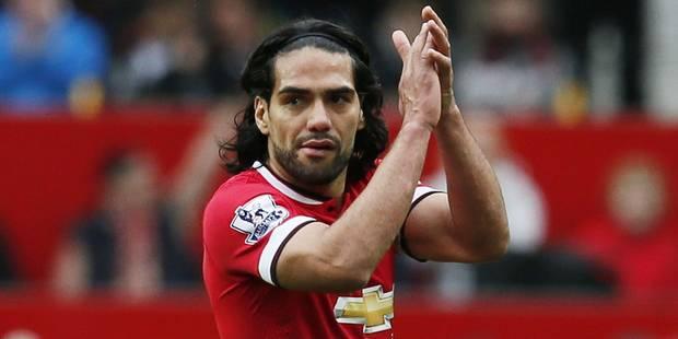 Manchester United ne veut plus de Falcao - La DH