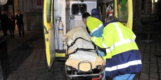 Les ambulanciers ivres de Huy seront sanctionnés - La DH