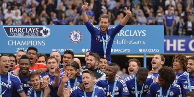 """Hazard: """"Rester à Chelsea pour dix ans ? Pourquoi changer ?"""" - La DH"""