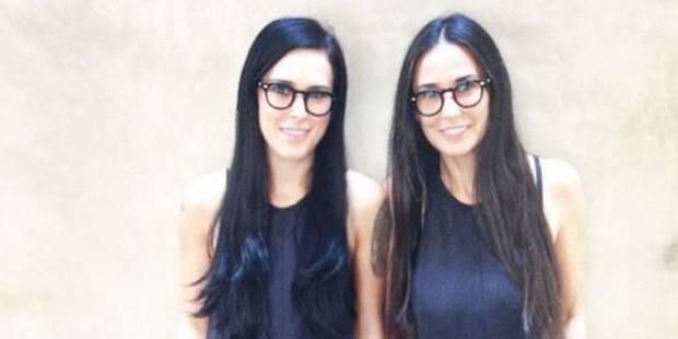 Des jumelles dont l'une a le double de l'âge de l'autre ! - La DH