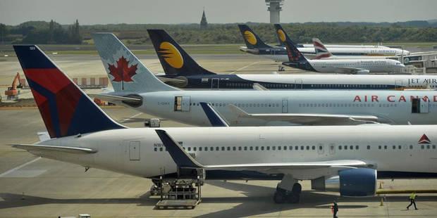 Espace aérien belge rouvert: 25.000 passagers concernés à Brussels Airport - La DH