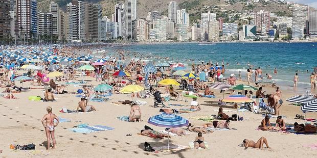Vacances: les Belges adorent l'Espagne - La DH