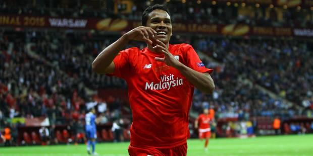 Carlos Bacca offre une nouvelle Europa League � S�ville ! (2-3)