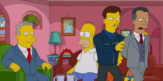 Les Simpsons avaient prédit les affaires de corruption à la FIFA... - La DH