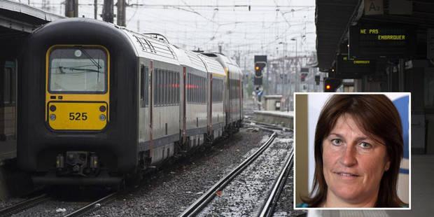 Grève: la circulation des trains s'améliore, Galant condamne l'action - La DH