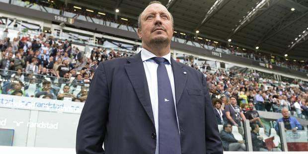 Rafael Benitez quittera Naples à la fin de la saison - La DH