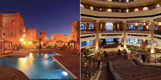 Dix hôtels liés à une vie au cinéma (Photos) - La DH