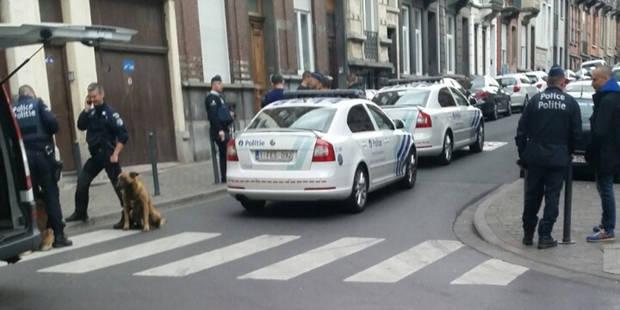 Importante opération de police à Schaerbeek: razzia sur la chnouf ! - La DH