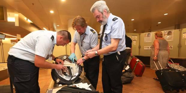 Brussels Airport: Un passeur arrêté avec près de 3 kilos de cocaïne - La DH