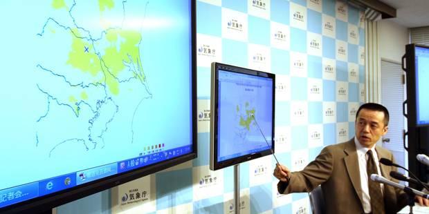 Puissant séisme de magnitude 8.5 au Japon - La DH
