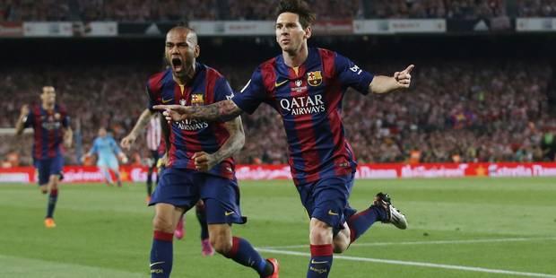 La chevauchée fantastique de Lionel Messi (Vidéo) - La DH