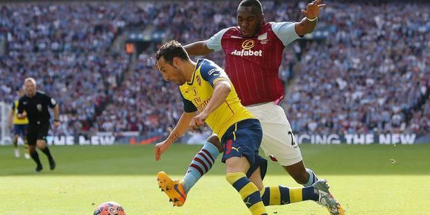 """Benteke: """"Arsenal était tout simplement plus fort"""" - La DH"""