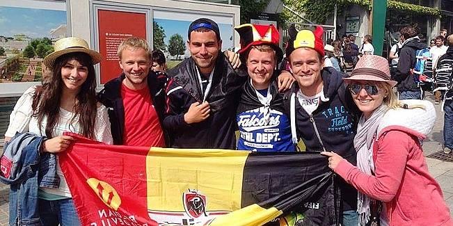 Roland Garros: Qu'est ce que les supporters belges ont-ils de plus ? - La DH