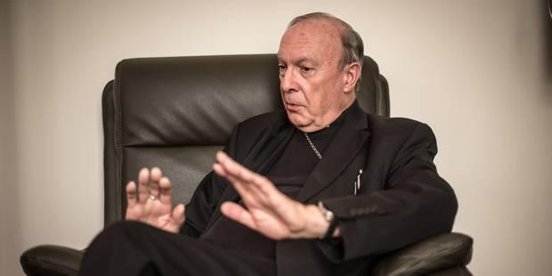 Le Pape accepte la démission de Mgr Léonard - La DH