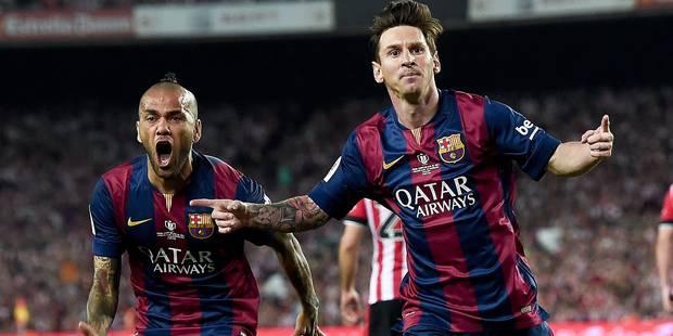"""Messi: la Juve, adversaire """"puissant et compliqué"""" - La DH"""