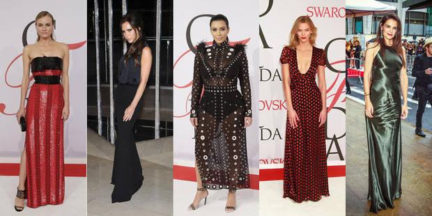 Oscars de la mode : les stars sur leur 31... sauf Kim Kardashian - La DH