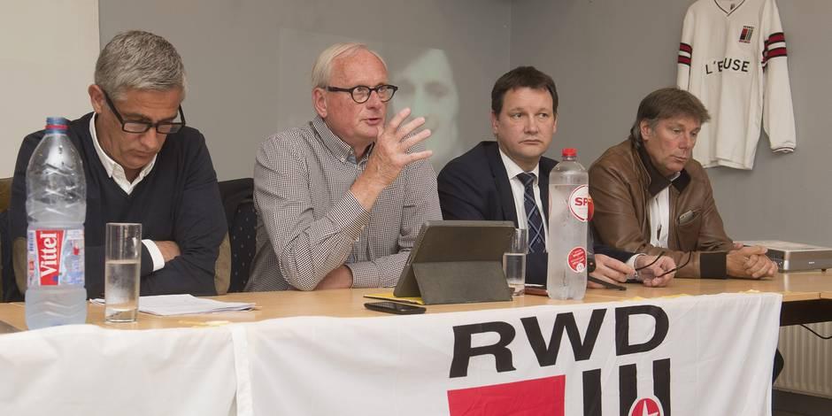 """Le nouveau RWDM fâché: """"Nous sommes boycotté par la commune et le White Star"""""""