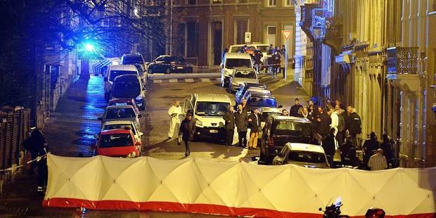 Scandale à Verviers: ils sabrent le champagne sur les cadavres des terroristes - La DH