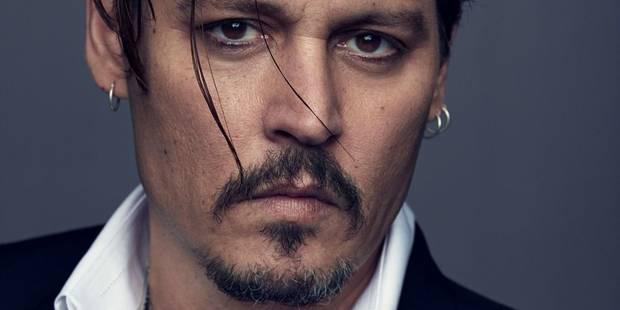 Johnny Depp, nouveau visage Dior - La DH