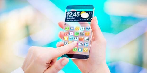 En 2020, le smartphone sera partout (encore plus) - La DH
