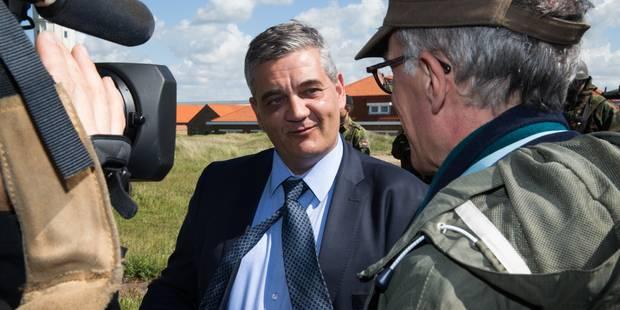 Vandeput estime que le budget est suffisant pour prolonger la mission en Irak - La DH