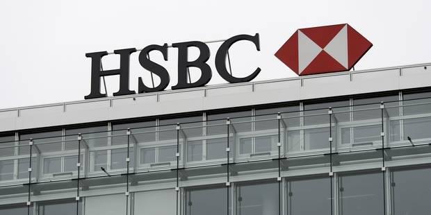 HSBC va négocier avec la justice belge pour éviter un long procès - La DH