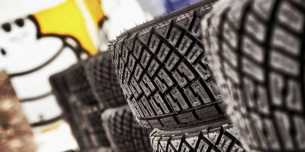 Ils ont crevé les pneus de 13 véhicules - La DH