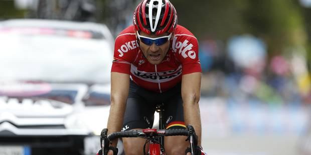 Monfort n'ira pas au Tour au France - La DH