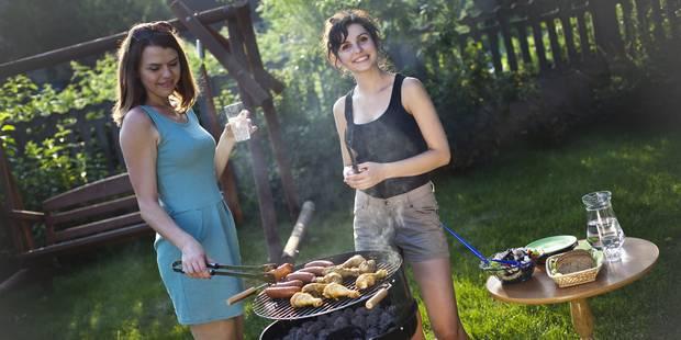 Un barbecue, ça se cajole - La DH