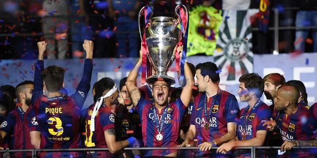 Ligue des Champions: et de cinq paires de grandes oreilles pour le Barça ! (1-3) - La DH