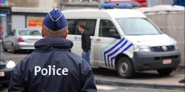 Coup de feu à Waha: un policier sauvé par une cigarette électronique - La DH