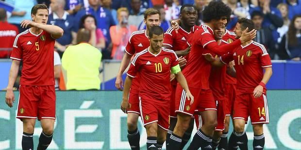 La Belgique éteint le Stade de France (3-4) - La DH