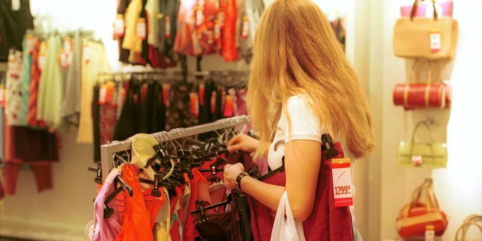Moins d'accros aux shopping centers - La DH