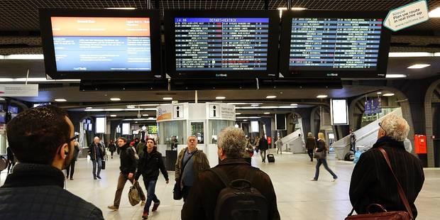 Il volait pour le jihad dans les gares bruxelloises - La DH