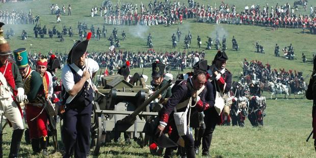Combien coûtent les commémorations de la Bataille de Waterloo? - La DH