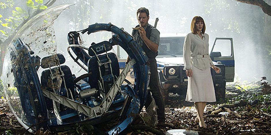 Sorties ciné de la semaine: Faut-il aller voir Jurassic World ?