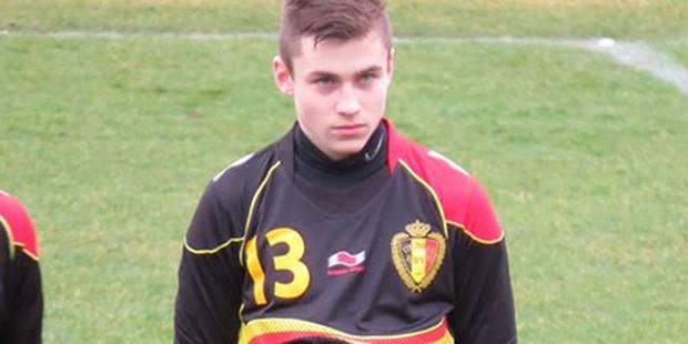 Natanaël Frenoy passe pro au Standard - La DH