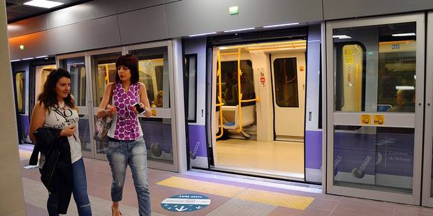 Pas de métro sans conducteur avant 2025 - La DH