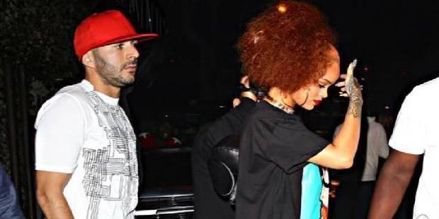 Rihanna et Benzema ont remis cela (PHOTOS) - La DH
