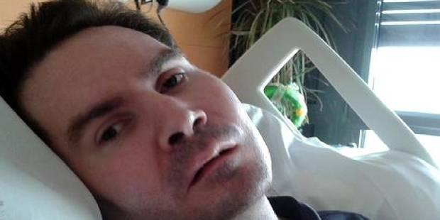 """Affaire Vincent Lambert: la femme du tétraplégique veut le """"laisser partir"""", mais un ami diffuse une vidéo choc - La DH"""